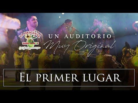 La Original Banda El Limón - El primer lugar (Desde el auditorio)