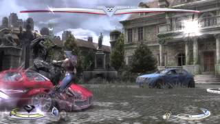 Injustice: Some Wonder Woman Combos!