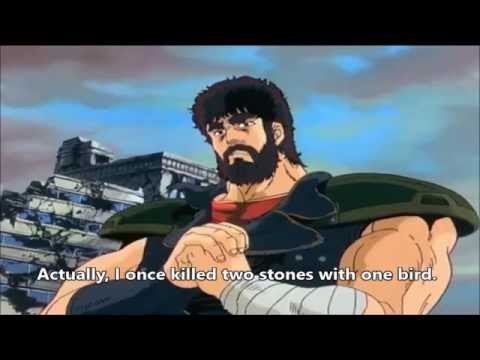 Lost Japanese Cartoon Starring Chuck Norris