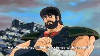 Lost Japanese Cartoon Starring Chuck Norris
