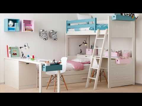 Mobiliario juvenil sof s camas cruces youtube for Sofas camas cruces
