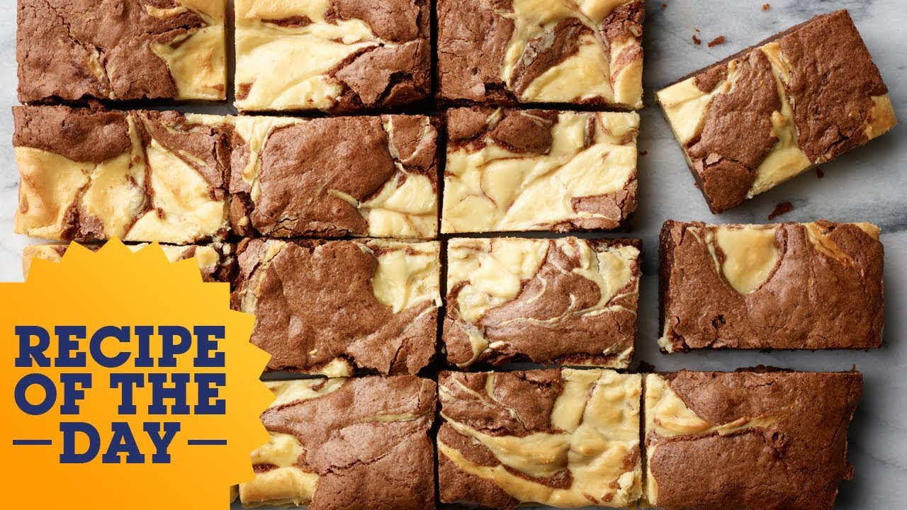 Recipe of the day fudgiest marbled cheesecake brownies food recipe of the day fudgiest marbled cheesecake brownies food network forumfinder Image collections