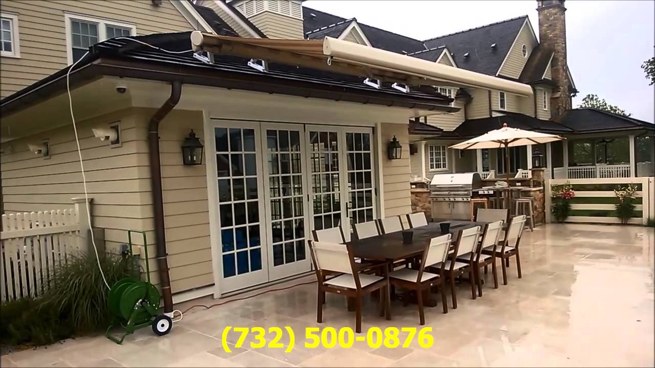 Retractable Awnings Pittsburgh Pa Deck King Usa