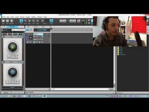Cakewalk Music Creator 7 - Audio Interface Setup