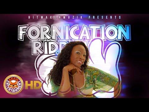 Macka Diamond - 25 Inches (Raw) [Fornication Riddim] October 2016
