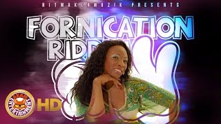 Macka Diamond - 25 Inches (Raw) [Fornication Riddim] October 2016