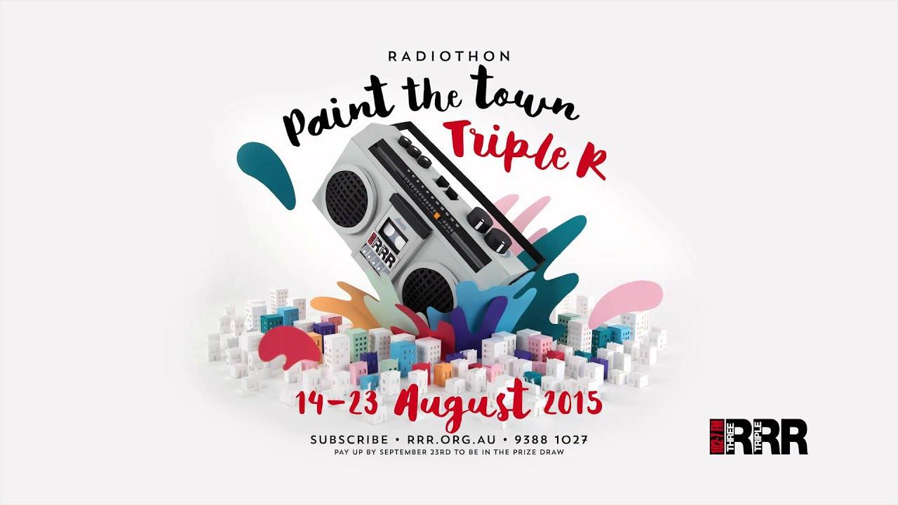 Triple r radiothon prizes