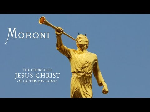 the Testimony of the Angel Moroni