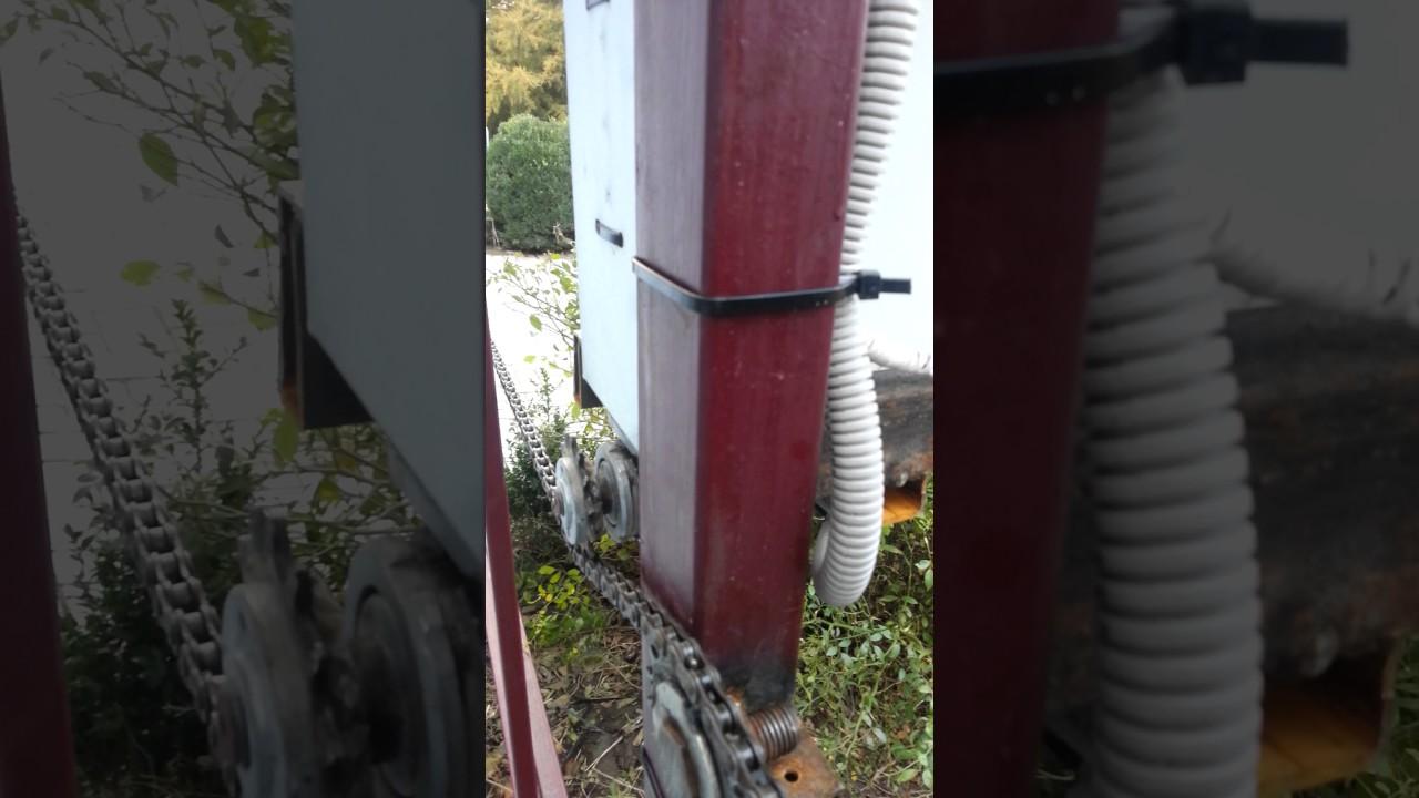 Автоматика для откатных ворот, привод для откатных ворот, автоматика для раздвижных ворот, приводы для раздвижных ворот.