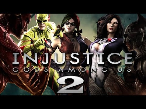 HUGE NEWS Injustice 2 - Mortal Kombat Kombat Pack 3 - Shaolin Monks 2 Could All Be Coming