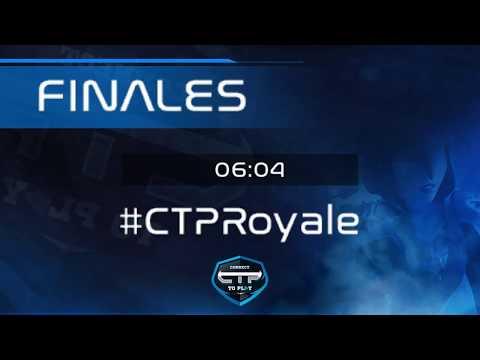 FINALES CTP   Presentación liga de Connect to Play