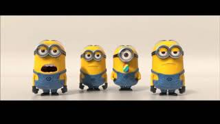 the suger sing with minions.