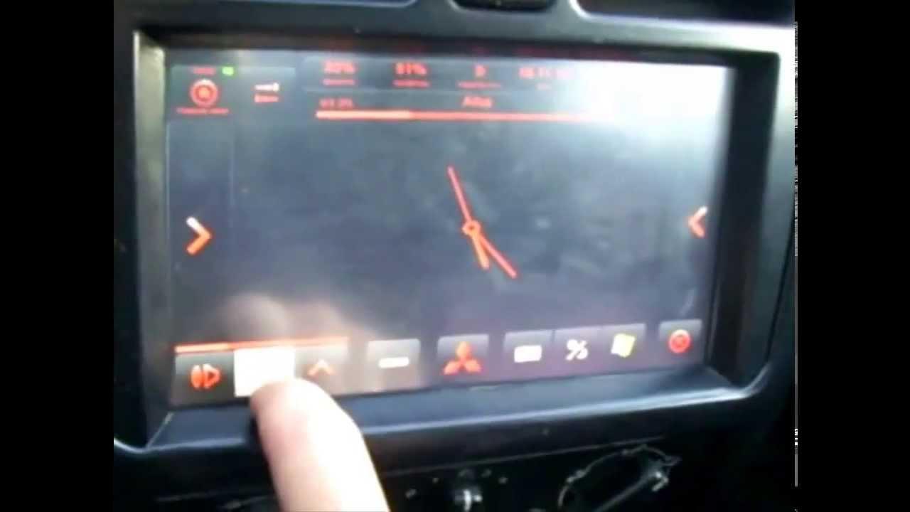 Mitsubishi Carisma + CarPC + Multitronics + сигнализация с автозапуском
