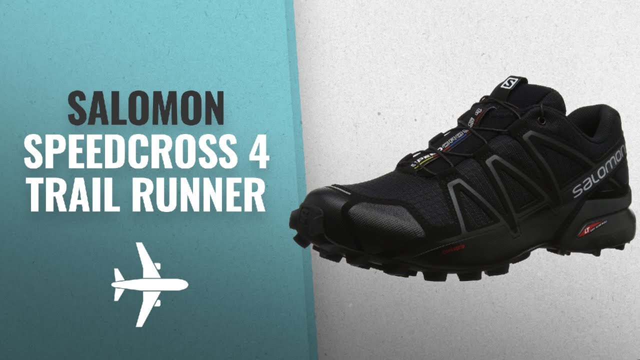 c8dc415c4026 Salomon Men s Speedcross 4 Trail Runner  2018