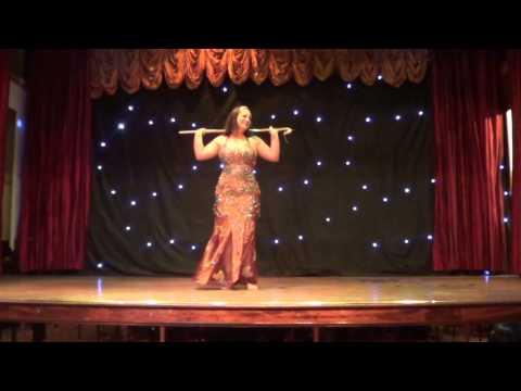 Jenny Vaughan Casino el Layl Sep 2014
