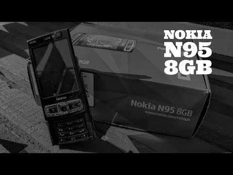 Legends of Tech #1 - Nokia N95 8GB