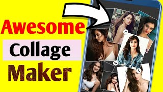 Automatic Photo Collage Maker App | Best Collage Making Application for Android | Collage Maker App screenshot 4