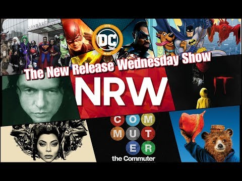 DC in DC! The Commuter! Proud Mary! Paddington! New this week! It's THE #NRW! New Release Wednesday!
