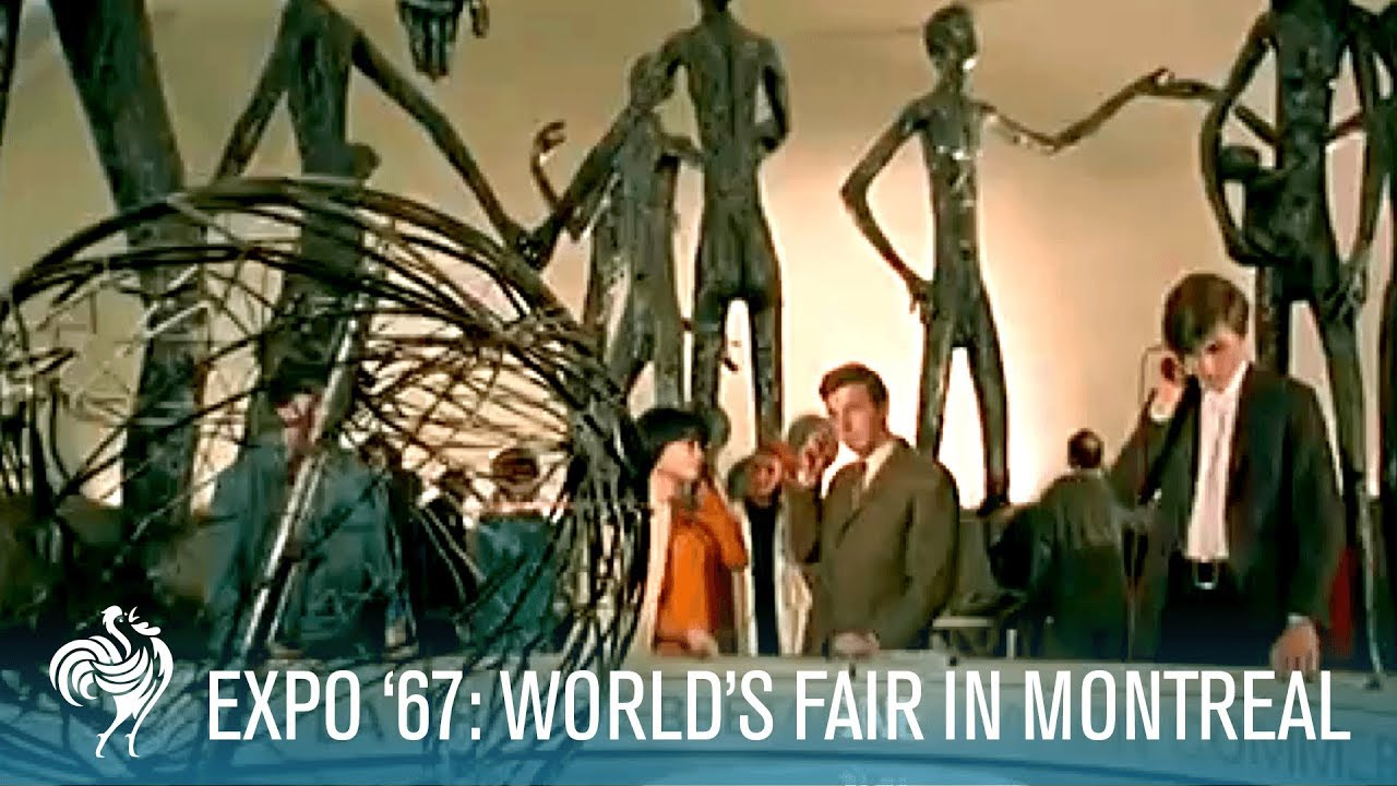 Expo 67 Doc Worlds Fair In Montreal Canada 1967
