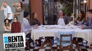 Capítulo 11: Hoy cena Pancho | Renta Congelada T1 - Distrito Comedia
