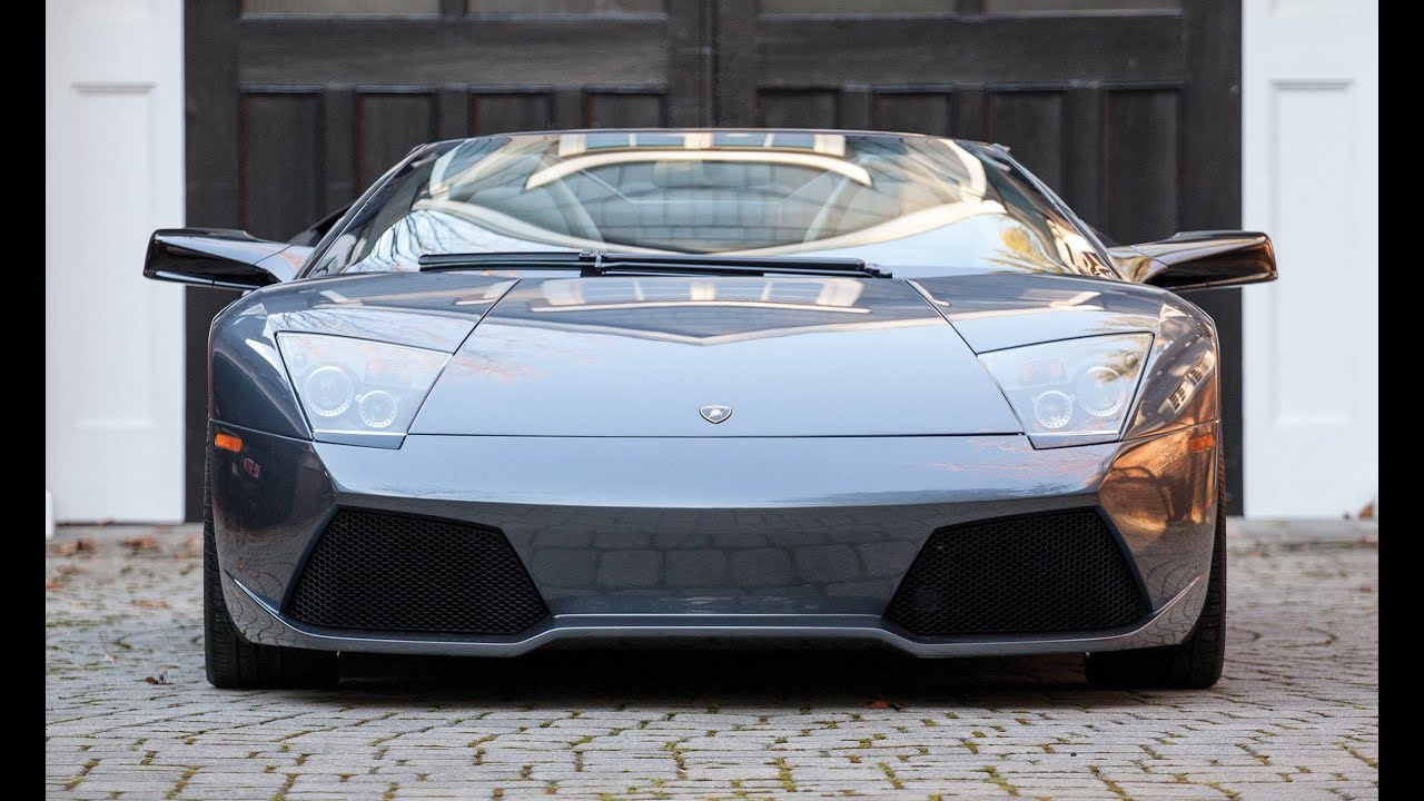 2008 Lamborghini Murcielago Lp640 4 Roadster Youtube