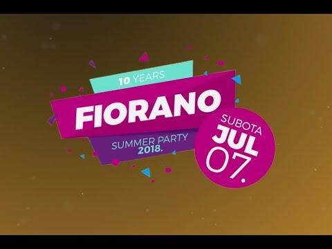 Fiorano Summer Party 2018. Aftermovie