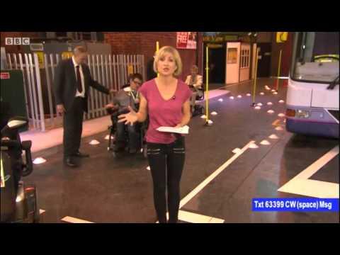 Sian Lloyd on BBC Crimewatch Roadshow 12/6/15