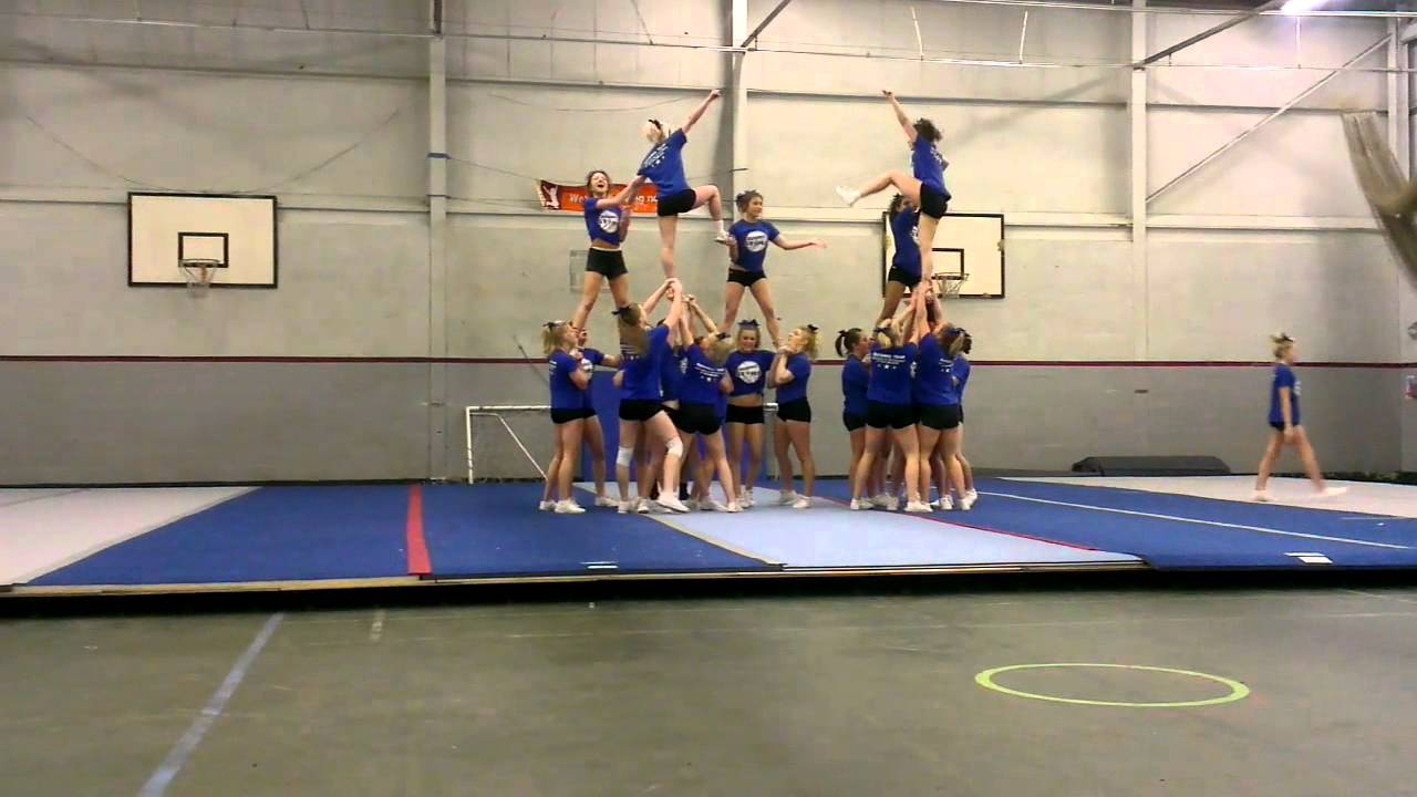 how to get on the cheer team