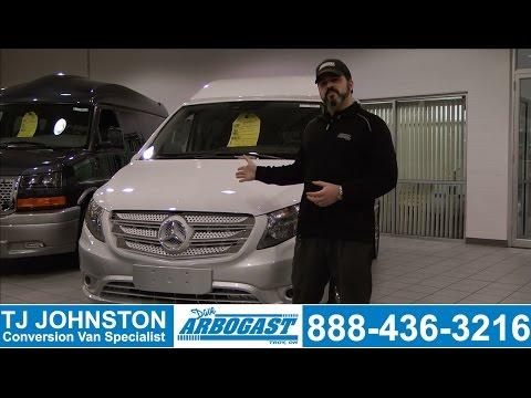 2016 Mercedes Conversion Van Metris By Explorer   Dave Arbogast Van Depot