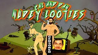 Cal and Dan: Nudey Looties (Dead Frontier 2)