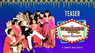 Teaser of Sindhi Wedding Bells by Mohit Shewani, Special thanks to Anu Malik.