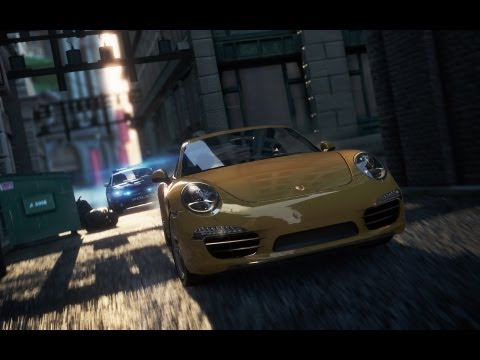 Need for speed most wanted | launch trailer