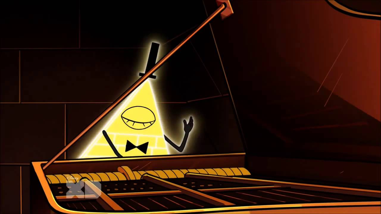 Gravity Falls Anime Wallpaper Bill Ciphers Song Gravity Falls Weirdmageddon 3 Youtube