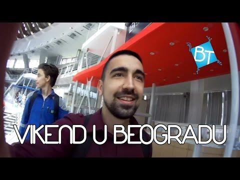Vikend u Beogradu   CE&HA Sajam, Dule, Jana, Holiday Inn VLOG