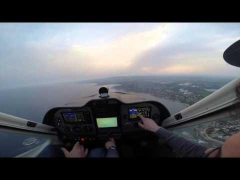 Primo volo su Tecnam P92 Eaglet