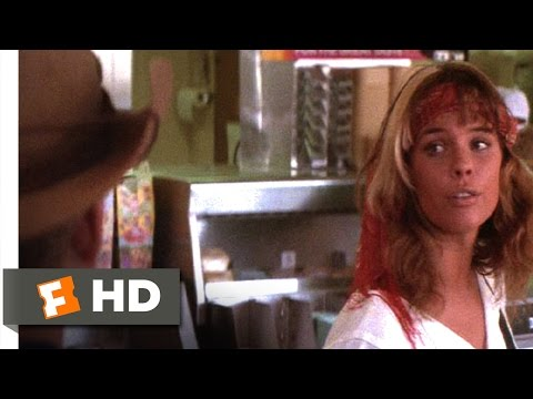 American Flyers (1985) - Picking Up Becky Scene (3/9) | Movieclips