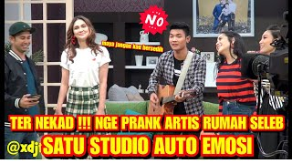 PRANK LUNA MAYA DI RUMAH SELEB - SATU STUDIO DI BIKIN EMOSI MP3