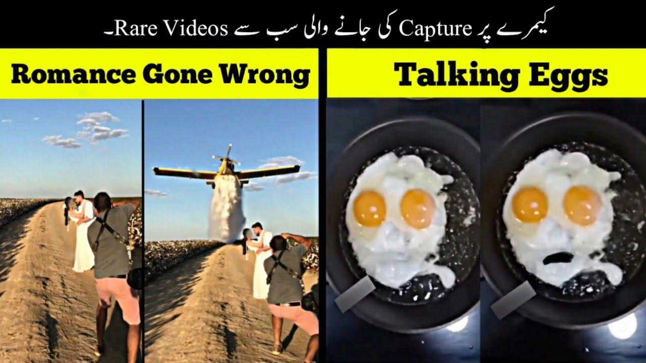 8 Most Rare Videos Caught On Camera | دنیا کی سب سے انوکھی ویڈیوز | Haider Tv