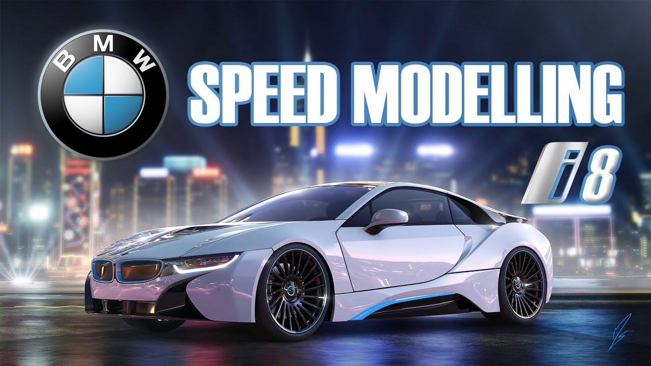 3d timelapse bmw i8 autodesk maya youtube malvernweather
