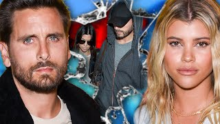 Scott Disick and Sofia Richie BREAK UP and now he's with ex Kourtney Kardashian!