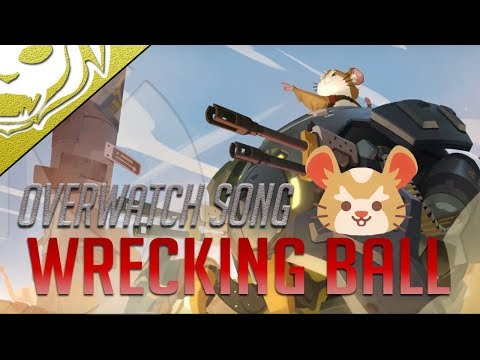 Overwatch Wrecking Ball Song  ► By...
