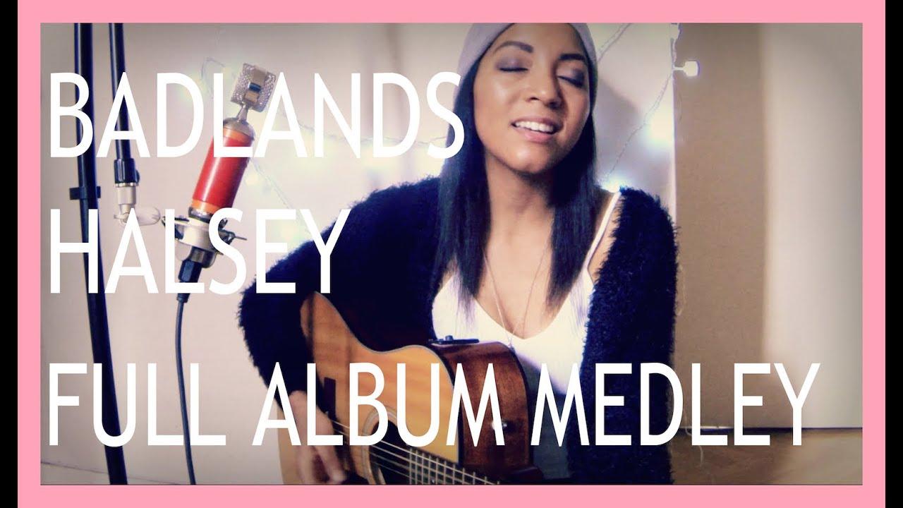 Album Review Halsey Badlands: HALSEY Full Album Medley (14 Songs)