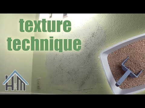 How To Texture Wall Texture Drywall Sand Texture Easy Home Mender