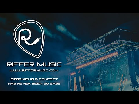 Riffer Music - Bunny Commercial Playing Drums, airbnb of music.