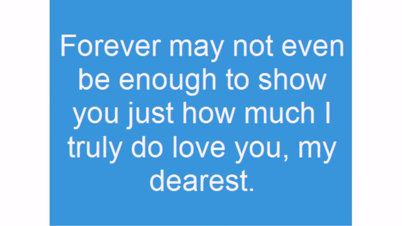 55 Love Forever Quotes And Sayings Lovequotesmessages