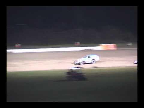 Mohawk International Raceway Sportsmen Action