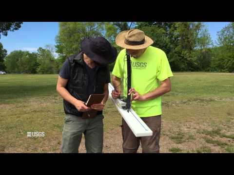 USGS Geophysical Field Experience 2015