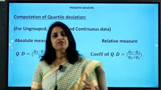 I PUC   STATISTICS   ANALYSIS OF UNIVARIATE  - 15