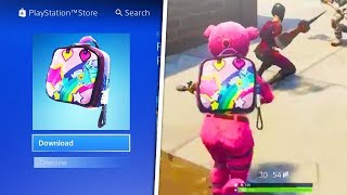 "*NEW* SECRET ""BRITE BAG"" GAMEPLAY in Fortnite Battle Royale SECRET CHALLENGE Find 3 Llamas in 1 game"