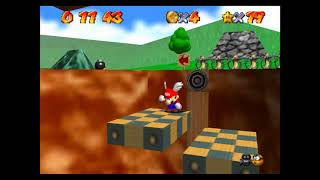 "SM64 [TAS] - Find the 8 Red Coins (28""53)"